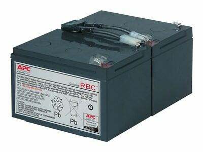 APC Replacement Battery Cartridge RBC6 UPS battery Lead Acid