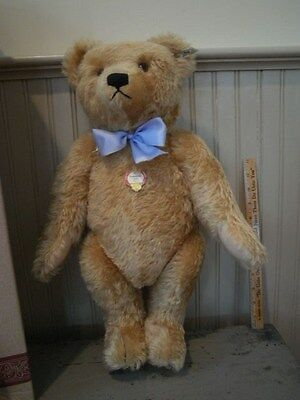 1997 BLONDE STEIFF BEAR LIMITED EDITION 1951 REPLICA