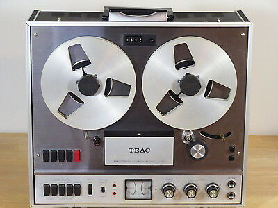 Classic Teac A-1500  Reel to Reel Tape Deck Player Recorder Vintage