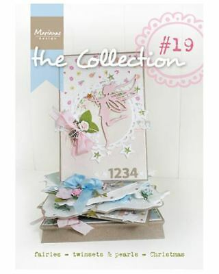 Marianne Design - The Collection Magazine No.19 - CAT1319 ~ CLEARANCE