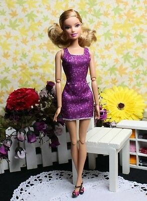 Cute lovely Handmade The original clothes dress for barbies doll C231