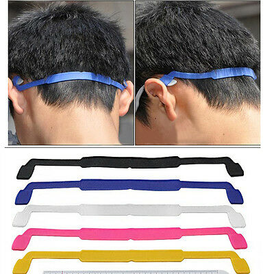 Practical Silicone Eyeglasses Strap Glasses Sunglasses Sports Band Cord Holder