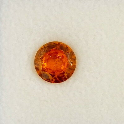 Old Collection Brazilian Spessartine, 3.20 Carats