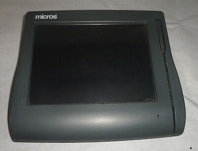 MICROS WorkStation 4 System Unit MONITOR P/N: 400614-001