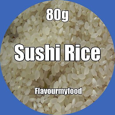 SUSHI RICE 80g Herbs & Spices