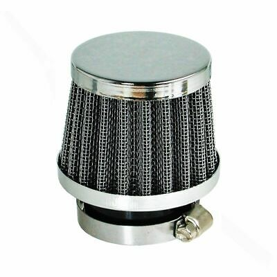 Tuning Sport Power Luftfilter Chrom Ø 42mm f. 4Takt Roller 50-125-250ccm M-6045