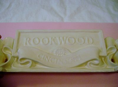 Rookwood Pottery Dealer Sign
