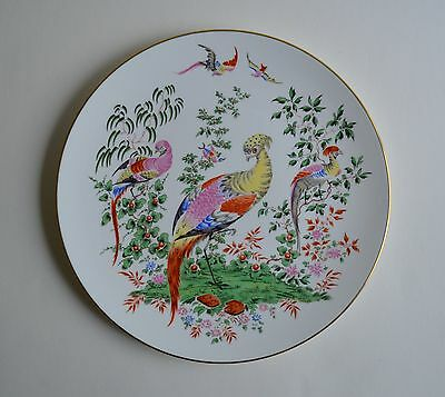 Royal Worcester FABULOUS BIRDS Collectors Series Plate Number 6 ,England Museum