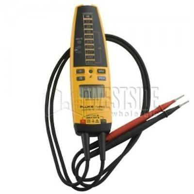 Fluke T+PRO Digital Electrical Voltage and Continuity Meter