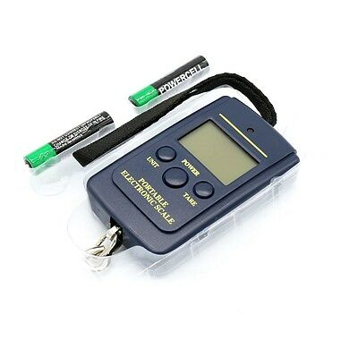 40kg Digital Hanging Electronic Digital Travel Suitcase Luggage Weighing Scale