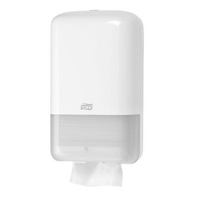 Tork Toilet Paper Dispenser Washroom Tissues Plastic Hygienic Towels White sheet