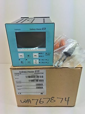 New! Endress + Hauser Conductivity Module Clm223-Id1005 Clm223Id1005