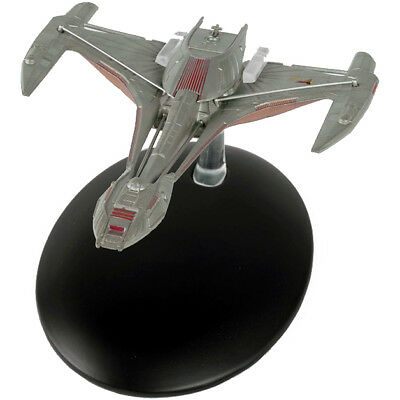 Star Trek Klingon Raptor with Collectible Magazine #41 by Eaglemoss