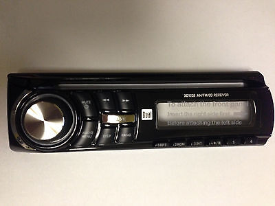 New !!! Genuine Dual XD1228 faceplate never used ships out fast !!!