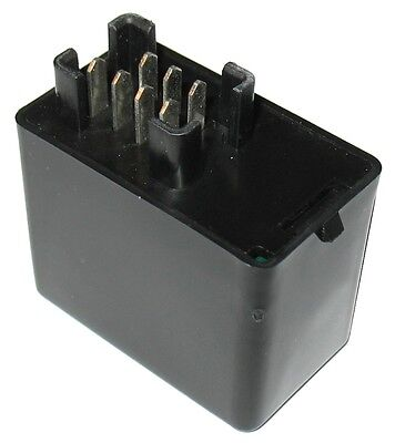 Flasher Relay for SUZUKI 7 Pin Resistor Fits Other Models Gixxers Friendly!