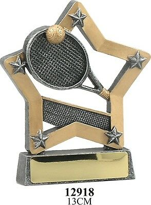Volleyball Star Trophy 130mm Engraved FREE