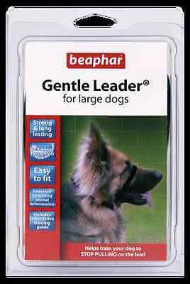 Beaphar Dog Puppy Gentle Leader Head Collar Training Large Medium Small.