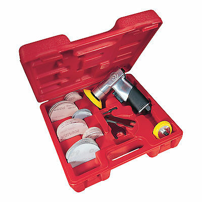 Chicago Pneumatic CP7200S Mini Orbital Ponceuse Kit