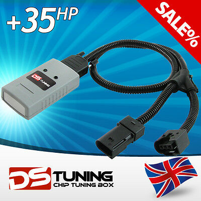 Performance Chip Tuning Ford Focus Fiesta Fusion 1.6 Tdci