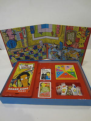 The Simpsons Board Game in a Very Good Condition Complete