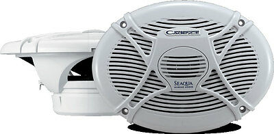 "Cadence Marine / Boat Speakers 120W 6 x 9"" 2-Way High Fidelity SQS69W"