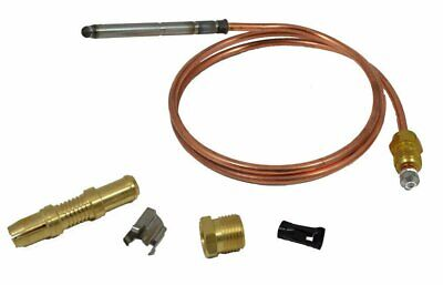 THERMOCOUPLE 24 inch HEAVY DUTY  Universal Brass adapters