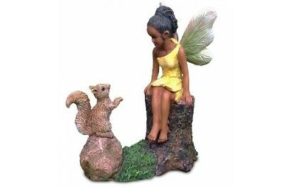 Miniature Dollhouse FAIRY GARDEN - Making Friends - Accessories