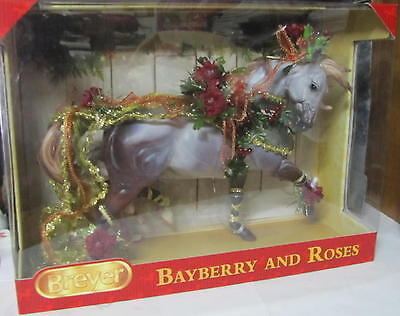 Breyer Bayberry And Roses Christmas Horse  #700117  2014 Nib