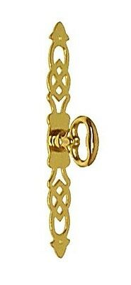 key pull for antique wardrobes armoir furniture BM1705  2 sizes!