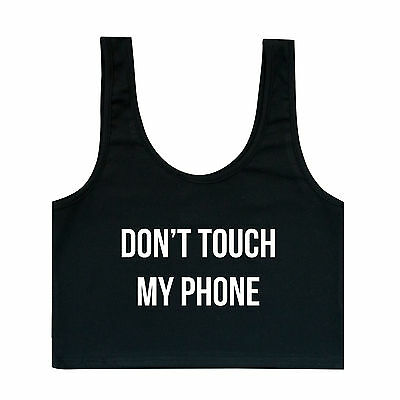 DONT NEED YOU I HAVE WIFI CROP TOP T SHIRT  FUN TUMBLR GRUNGEVGIRL FASHION NEW