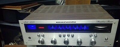 Marantz 2220 - Re-lamped and Professionally Serviced - LED's -
