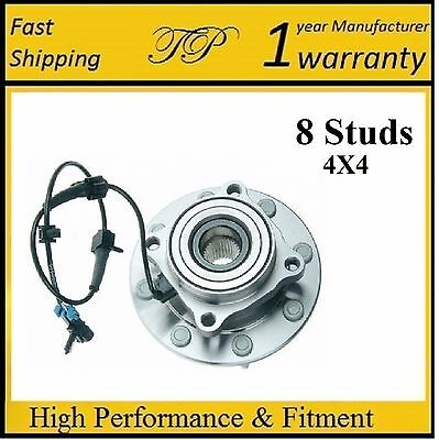 Front Wheel Hub Bearing Assembly for Chevrolet Suburban 2500 (4WD) 2001-06