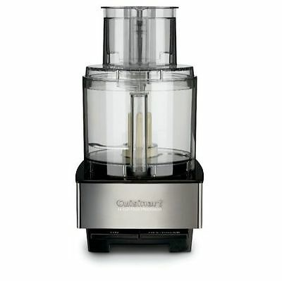Cuisinart 14-Cup Food Processor, Brushed Stainless Steel (DFP-14BCNY)