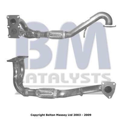 Exhaust Front Pipe For Mg Mg Tf 1.8 2002- Bm70442