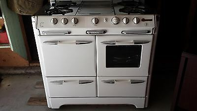 O'Keefe & Merritt 1950's antique stove working and amazing condition