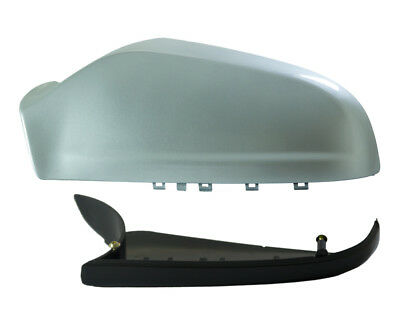 Vauxhall Opel Astra H MK5 Wing Mirror Cover & Lower LHS 04-09 Star Silver