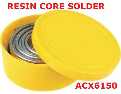 1x Roll 3.2mm Resin Core Solder Wire Tin 40 Lead 60 Soldering Wire OEX ACX6150