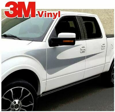 Ford F-150 F-Series Harley Davidson Style Scalloped Decal Stripes Flames