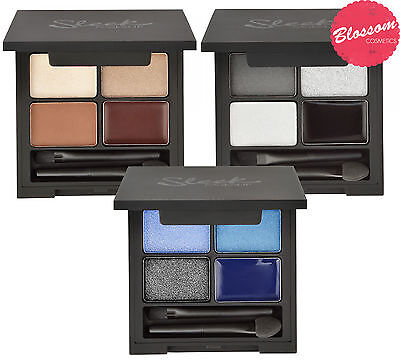 Sleek Make Up I- Quad Eyeshadow & Eyeliner - All Colours Avaiable Free P&P