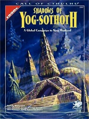 Shadows of Yog-Sothoth (Paperback or Softback)