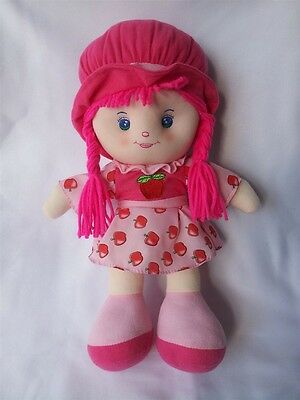 Beth Rag Doll - Different Colours/Designs - 35cm tall