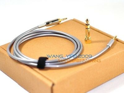 Replacement Audio Upgrade 5N OCC Cable For SONY MDR 1A 1R 10R 10RC Headphone