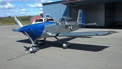 2002 RV8A Aircraft - Professionally Built RV-8A - Mint!