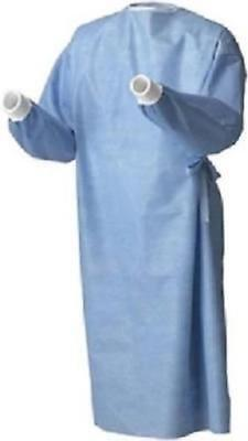 1 Case (20) Astound Brand 39040 By Convertors XL Surgical Gowns Lev 4 (Sterile)