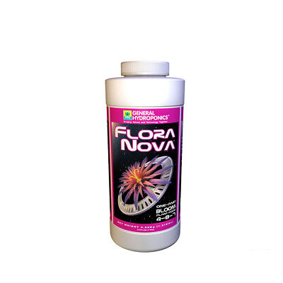 General Hydroponics Flora Nova Bloom - 480ML / 946ML / 3.79L | Bloom Base Nutrie
