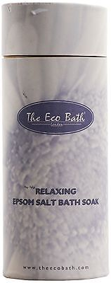 The Eco Bath Epsom Salt Soak Relaxing 1000g