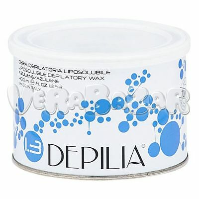 Ceretta Depilatoria Azulene 400Ml Liposolubile Depilia Cera Depilazione