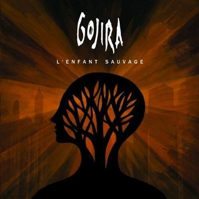 Gojira - L'enfant Sauvage NEW CD
