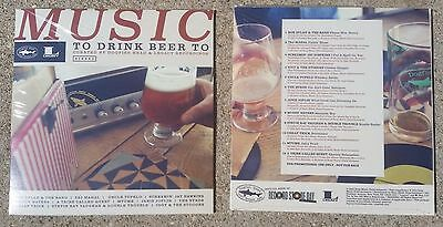 Dogfish Head 2015 Record Store Day Music to Drink Beer To - Sealed CD
