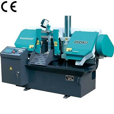 New CNC NC Horizontal Automatic Band Saw Machine Metal Cutting Bandsaw For Metal